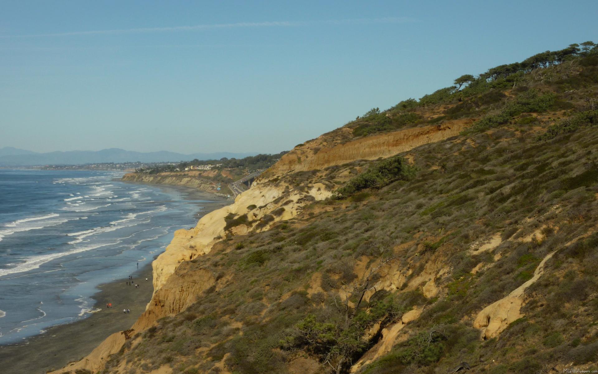 Mlewallpapers Com California Coastline