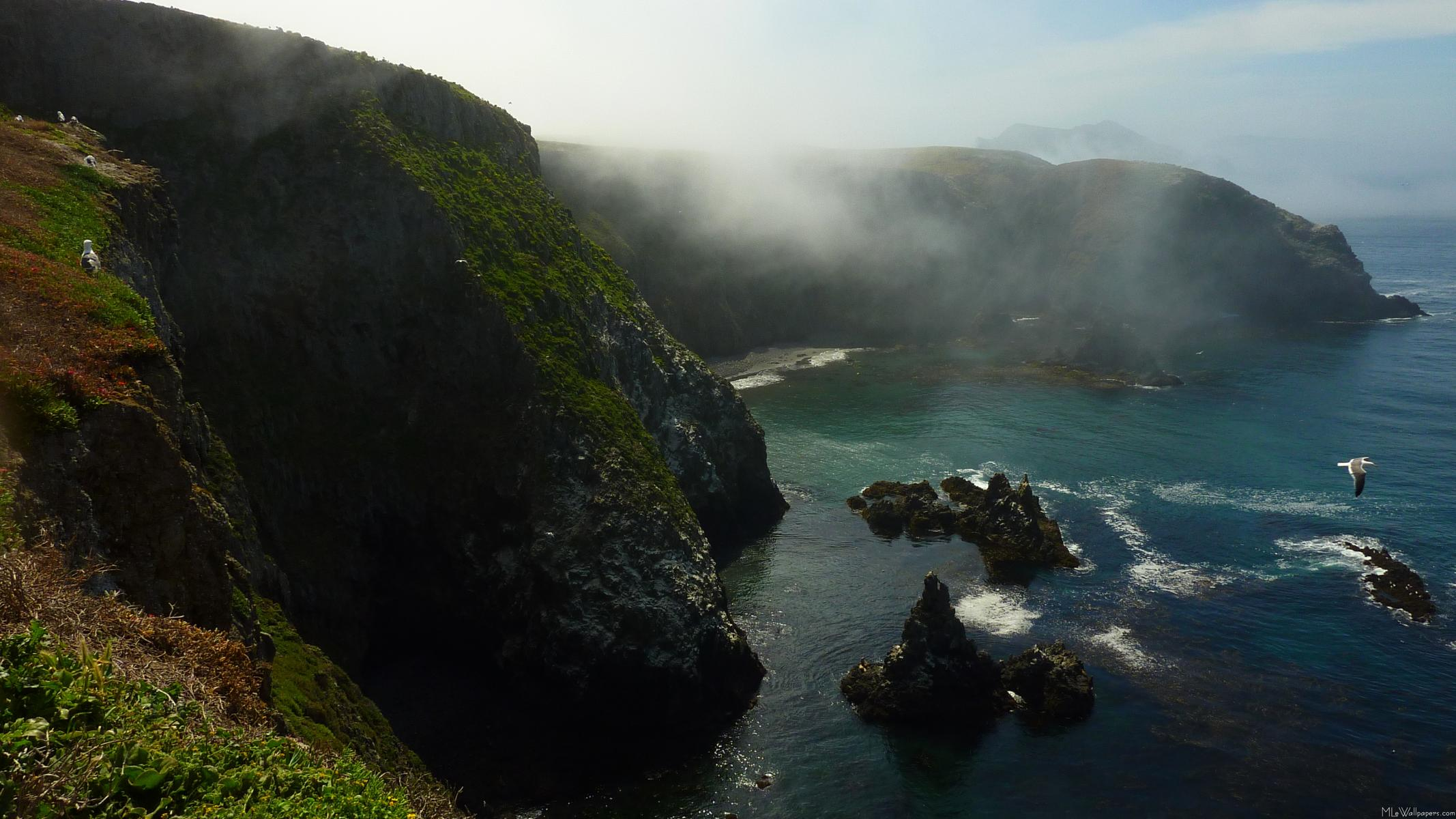 Channel Islands National Park In December