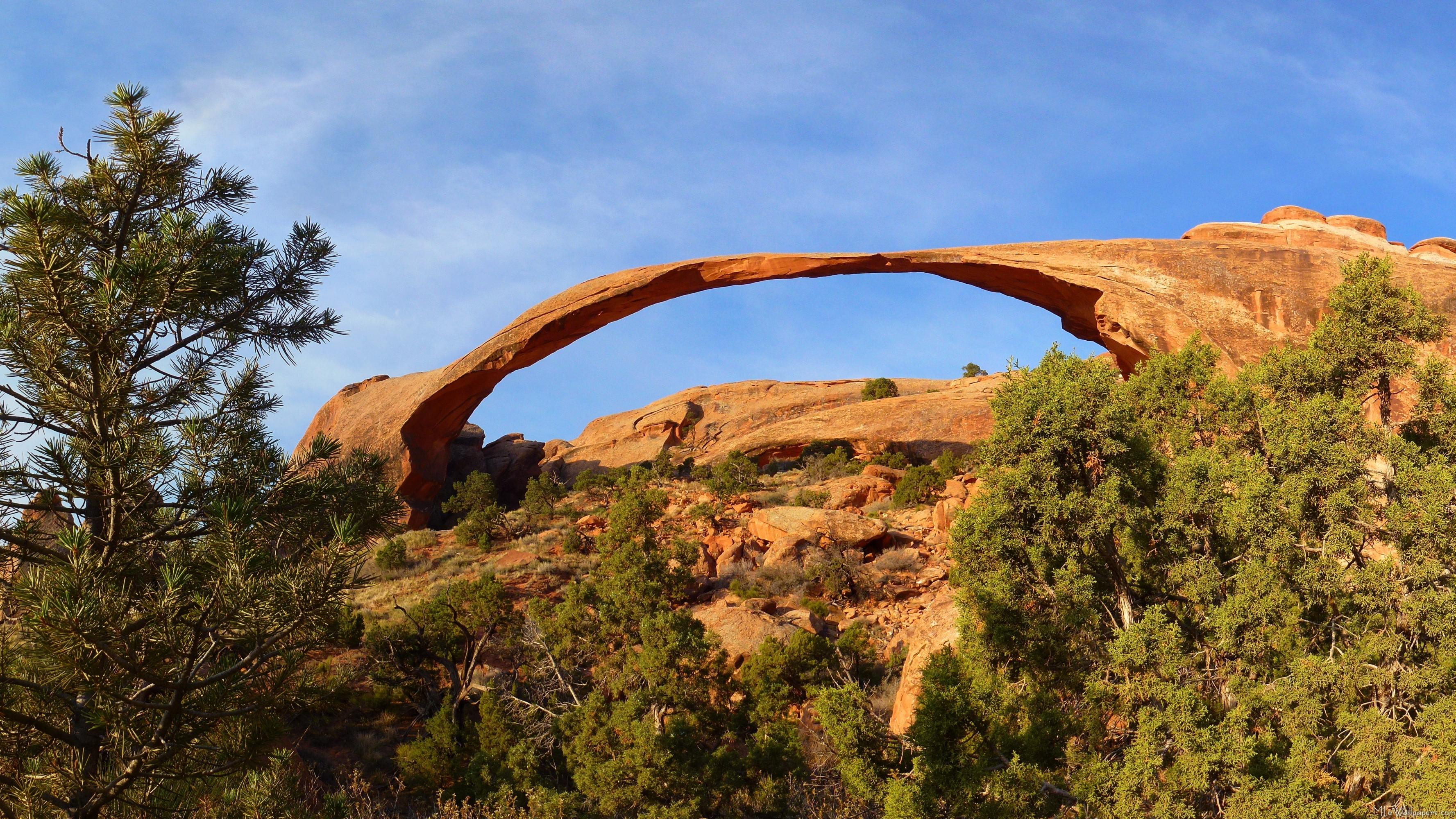 MLeWallpapers Landscape Arch