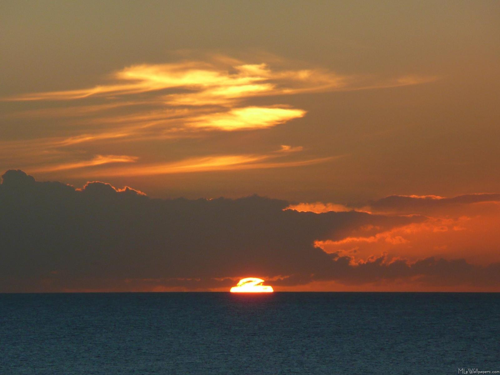 Mlewallpapers horizon sunset horizon sunset altavistaventures Gallery