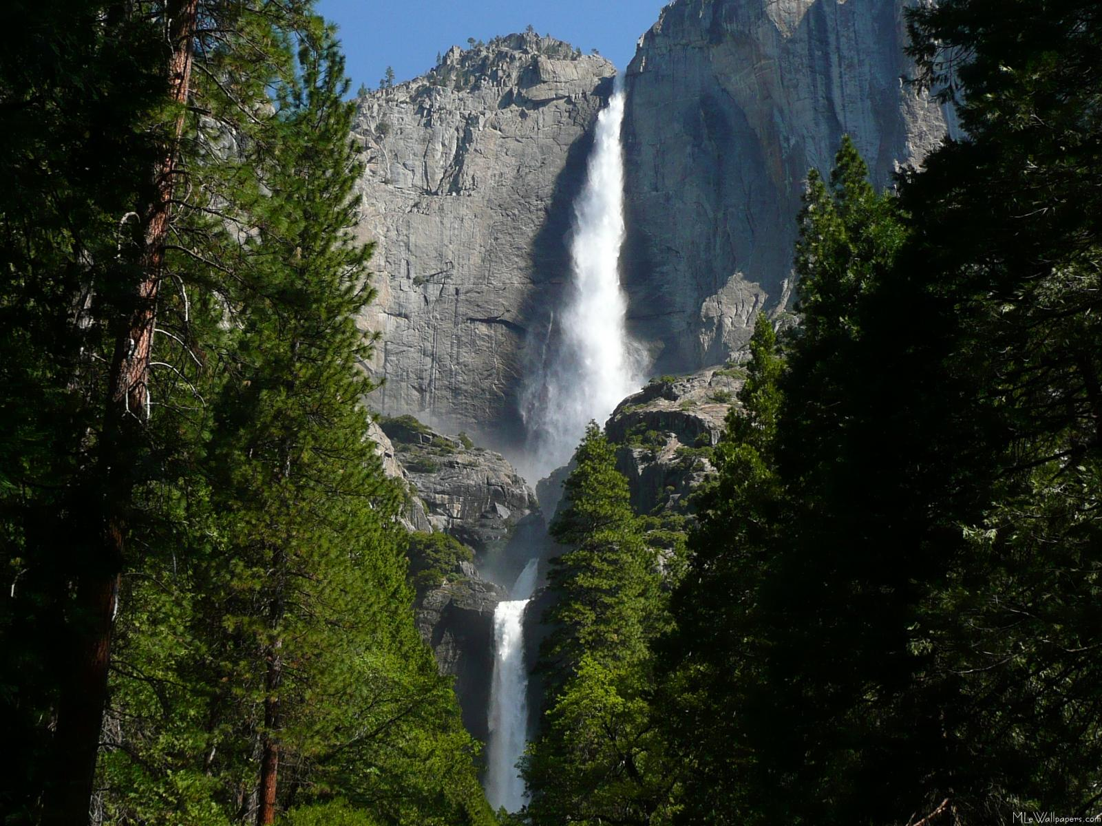 mlewallpapers - yosemite falls ii