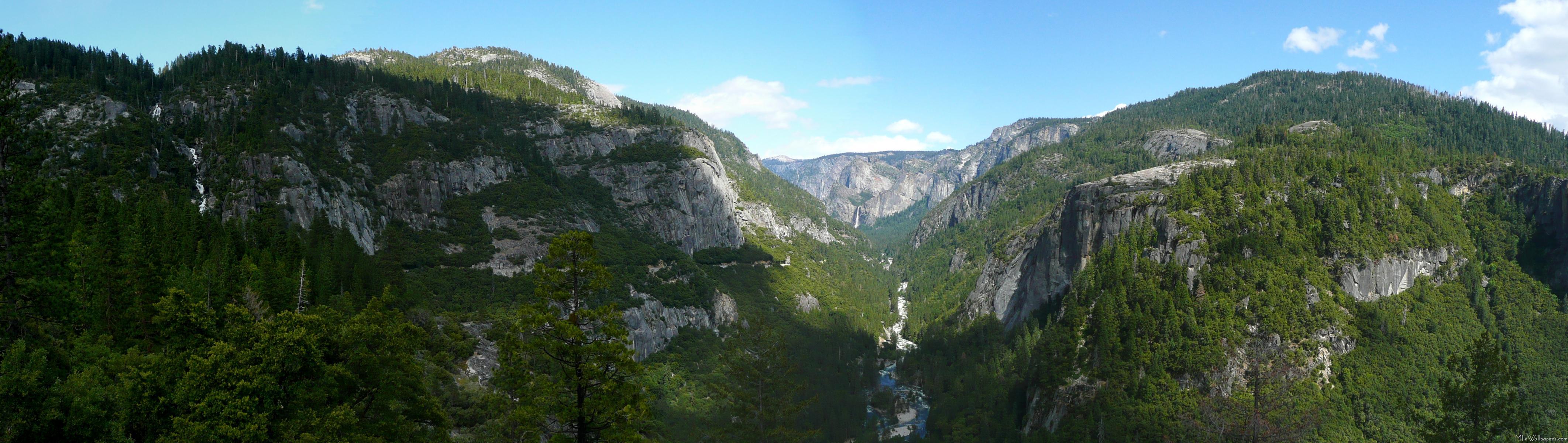 MLeWallpapers.com - Yosemite Valley