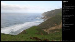 Tomales Point at Point Reyes